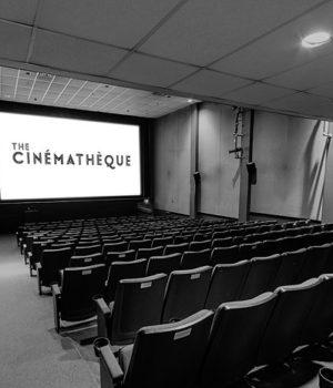Vancouver Cinematheque, theatre,