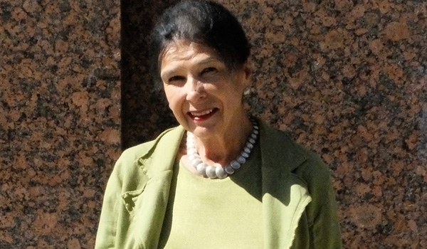 Alanis Obomsawin photo © 2016 Maurie Alioff. Used  with permission.