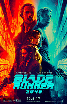 Blade Runner 2049, movie, poster,