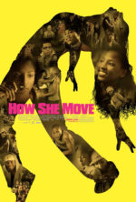 How She Move, poster,