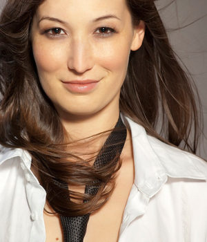 Jennifer Spence, actress,