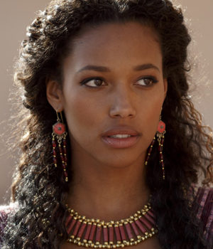 Kylie Bunbury, actress,