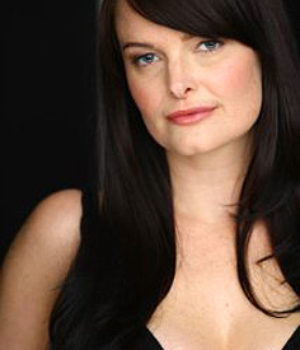 Melody Johnson, actress,