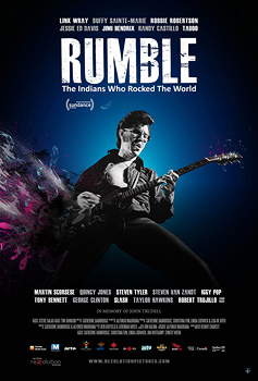 Rumble, movie, poster,