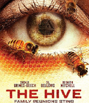 The Hive, poster,