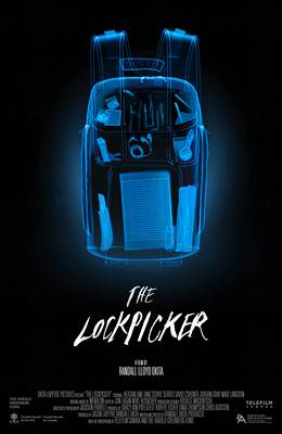 Poster for The Lockpicker directed by Randall Okita.