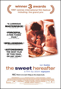 The Sweet Hereafter, movie, poster,