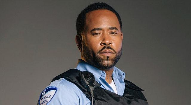 Benz Antoine, actor,