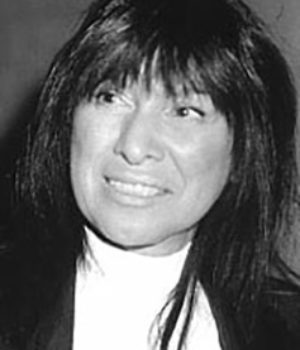 Buffy Sainte-Marie, actress, singer,