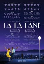 La La Land, movie, poster,