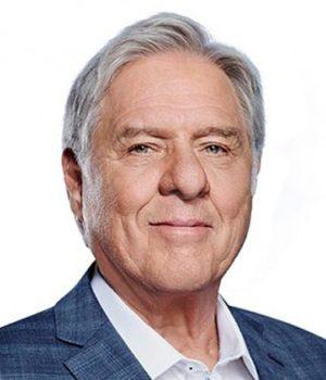 Pierre Curzi, actor,
