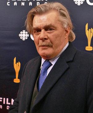 Nicholas Campbell, actor,