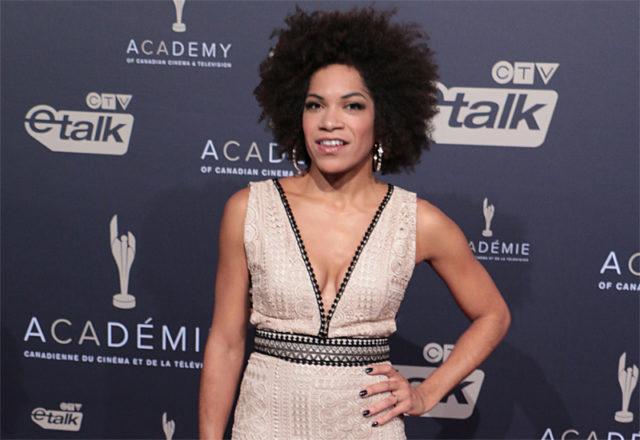 Arisa Cox, actress,