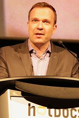 Brett Hendrie, photo