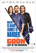 Goon, Last of the Enforcers, movie, poster,