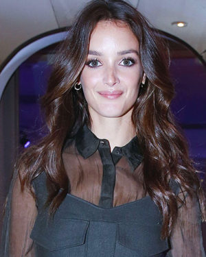 Charlotte Le Bon, actress,