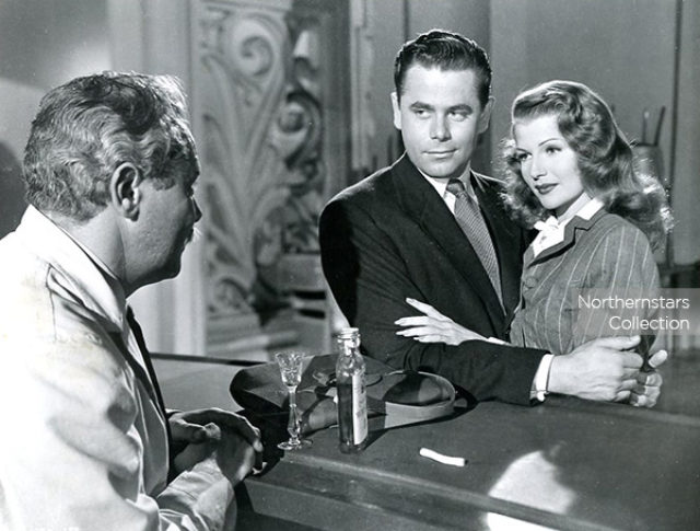 Glenn Ford, Rita Hayworth, Gilda, image,