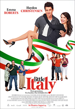 Little Italy, movie, poster,