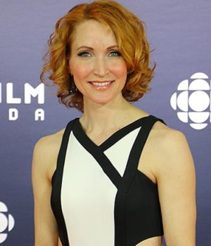 Michelle Nolden, actress,