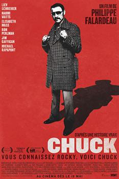 Chuck, movie, poster,