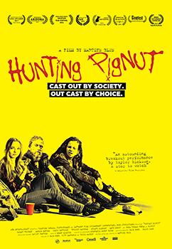 Hunting Pignut, movie, poster,