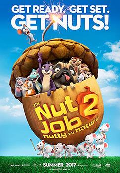 Will Arnett, Nut Job 2, movie, poster,