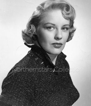 Dorothy Patrick, actress,