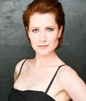 Krista Morin, actress,