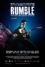 Rumble: The Indians who Rocked the World, movie, poster,