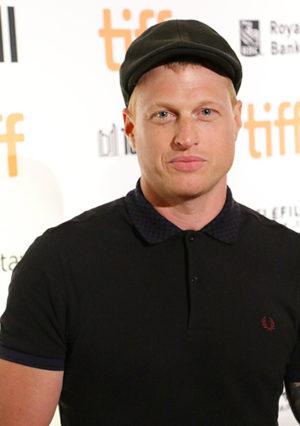 Adam MacDonald, director, actor,