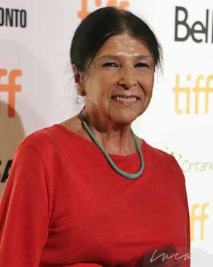 Alanis Obomsawin, director,