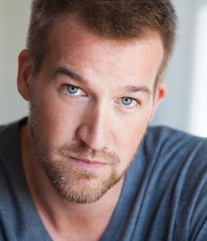 Kenneth Mitchell, actor,