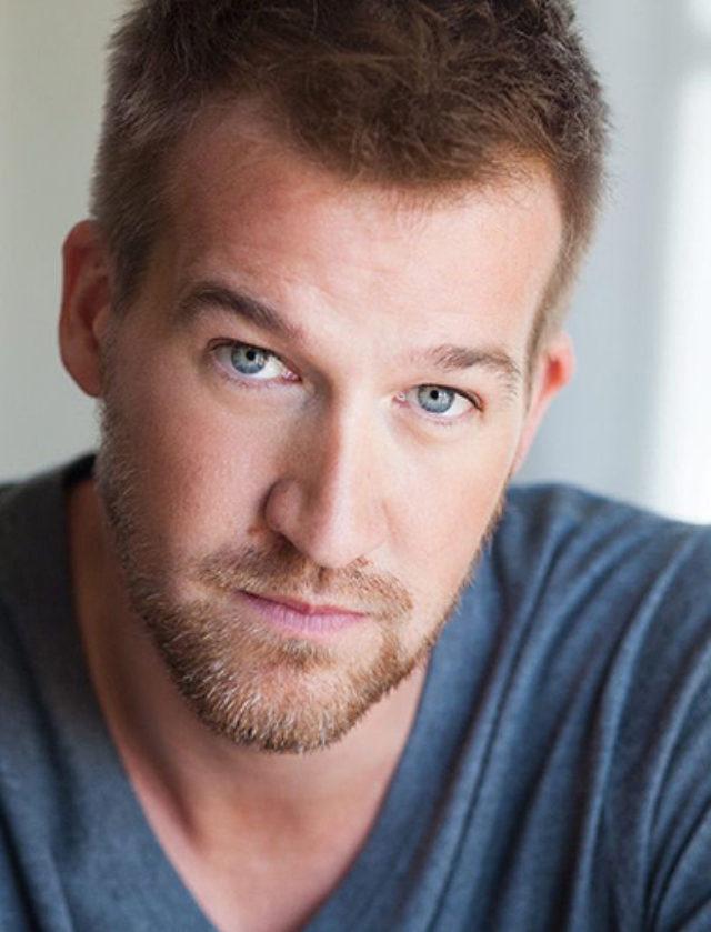 Kenneth Mitchell, actor,