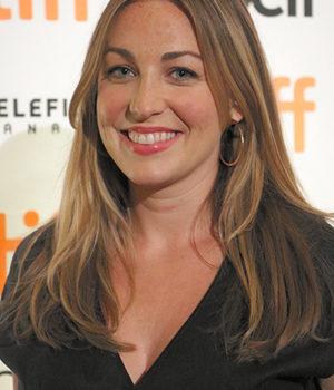 Molly McGlynn, director, screenwriter,
