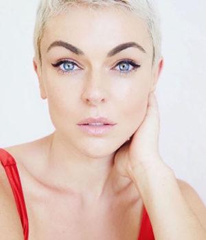 Serinda Swan, actress,