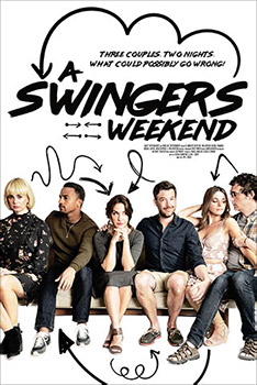 A Swingers Weekend, poster, movie,