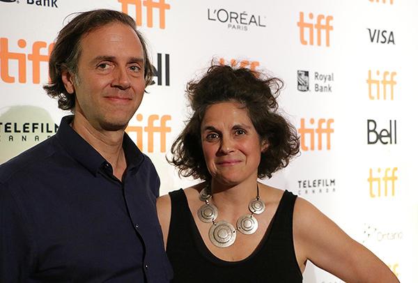 Nicholas de Pencier and Jennifer Baichwal