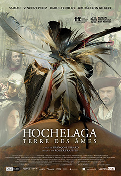 Hochelaga, Terre des Âmes, movie, poster,