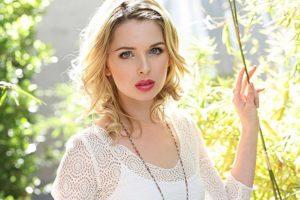 Kirsten Prout, actress,