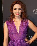 Lara Jean Chorostecki, actress,