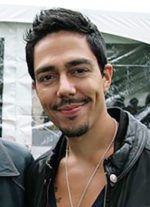 Zak Santiago, actor,