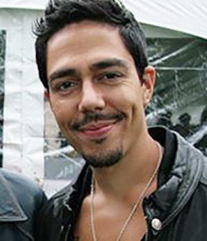 Zak Santiago, actor,