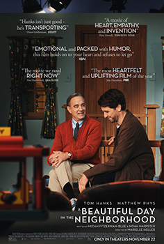 A Beautiful Day in the Neighborhood, movie, poster,