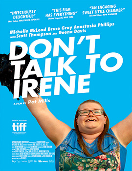 Don't Talk to Irene, movie, poster,