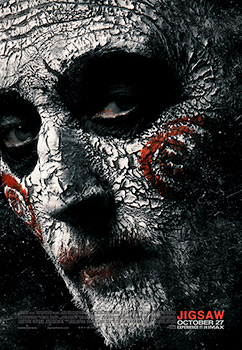 Jigsaw, movie, poster,