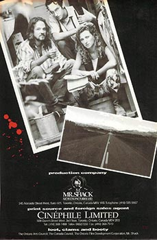 Roadkill, movie, poster,