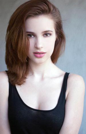 Alexia Fast, actress,