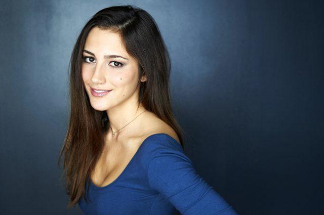 Zoë Belkin, actress,