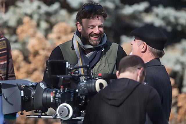 David Hyde, director,