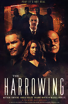 The Harrowing, movie, poster,